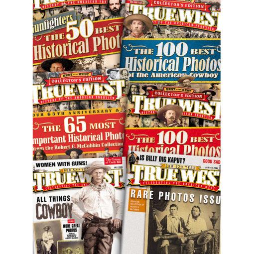 Old West Photos Collectors set