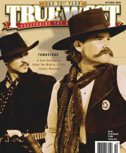 True West Magazine Collector Issue October 2006 Tombstone Anniversary