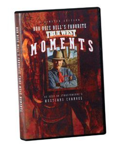 True West Moments DVD