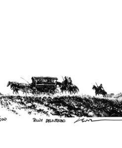 Billy Delivered-Art Print