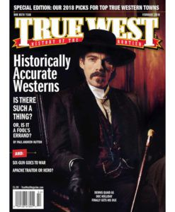 True West Magazine Collector Issue February 2018