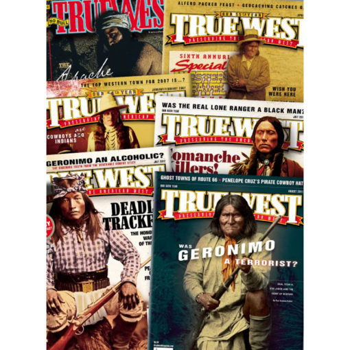 American Indian Collectors Set | Shop True West Magazine