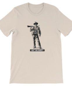 Billy The Kid-Dont Bug Bonney T-Shirt, Cream