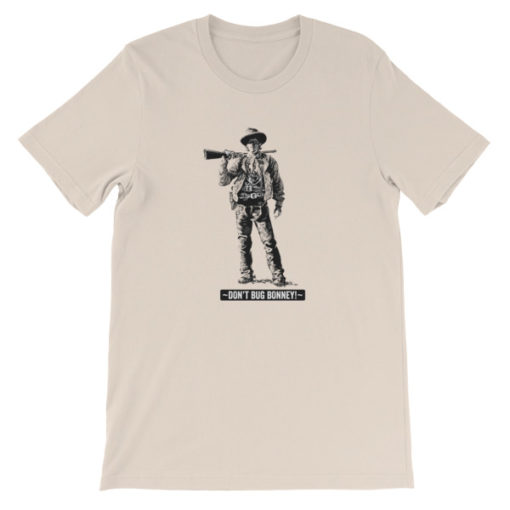 Billy The Kid-Dont Bug Bonney T-Shirt, Cream