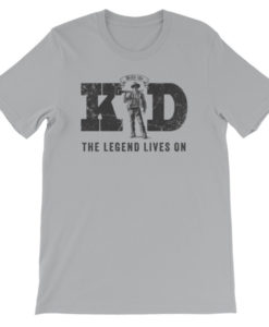 Billy The Kid-The Legend Lives On | T-Shirt | Silver