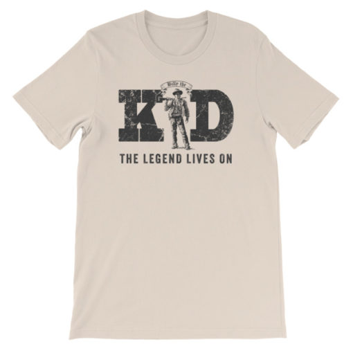 Billy The Kid-The Legend Lives On | T-Shirt | Soft Cream