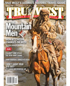 True West Magazine Collector Issue December 2017