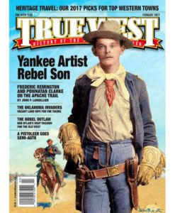 True West Magazine Collector Issue-February 2017