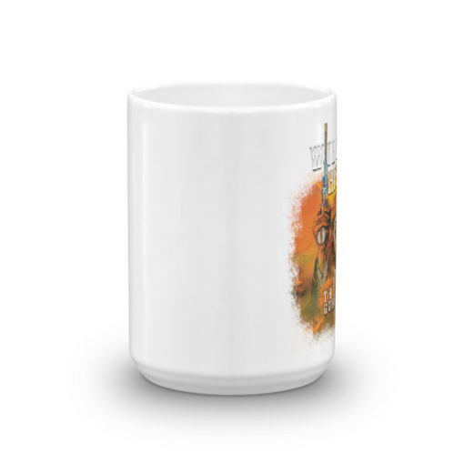 Wild Bill Hickok Coffee Mug