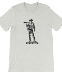 Billy The Kid-Dont Bug Bonney T-Shirt, Ash