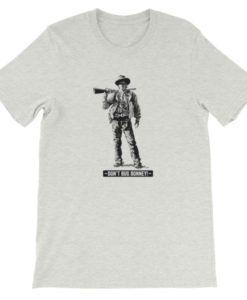 Billy The Kid-Dont Bug Bonney T-Shirt, Ash