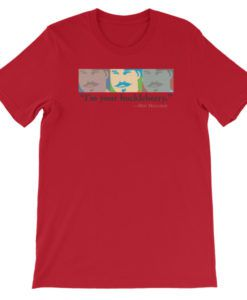 Doc Holliday-Im Your Huckleberry T-Shirt, Red