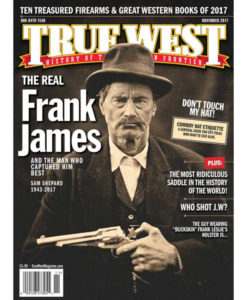 True West Magazine Collector Issue November 2017