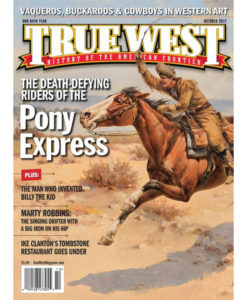 True West Magazine Collector Issue October 2017