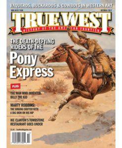 True West Magazine Collector Issue October 2017
