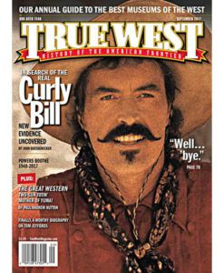 True West Magazine Collector Issue September 2017