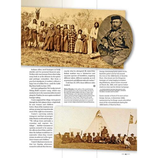 True West Magazine Collector Issue June 2018-George Armstrong Custer