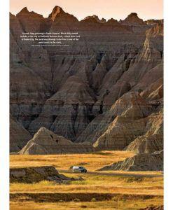True West Magazine Collector Issue June 2018-Badlands National Park