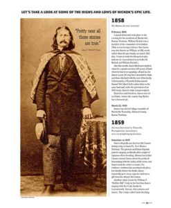 True West Magazine Collector Issue June 2018-Wild Bill Hickok