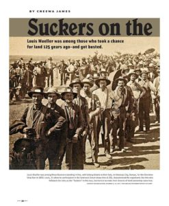 True West Magazine Collector Issue April 2018 Suckers On The Strip