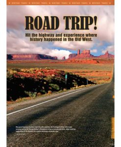 True West Magazine Collector Issue April 2018 Road Trip