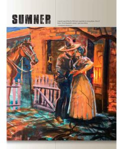 True West Magazine May 2018 | A Belle Of Old Fort Sumner