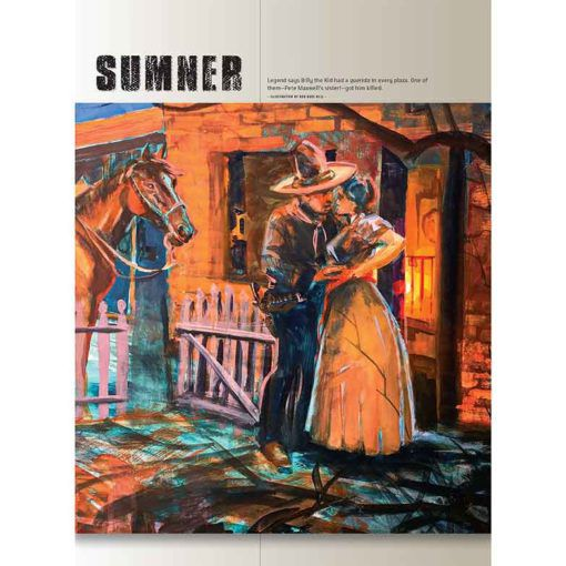 True West Magazine May 2018 | A Belle Of Old Fort Sumner