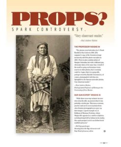 True West Magazine May 2018 | Studio Props? Geronimo-Chatto Controversy