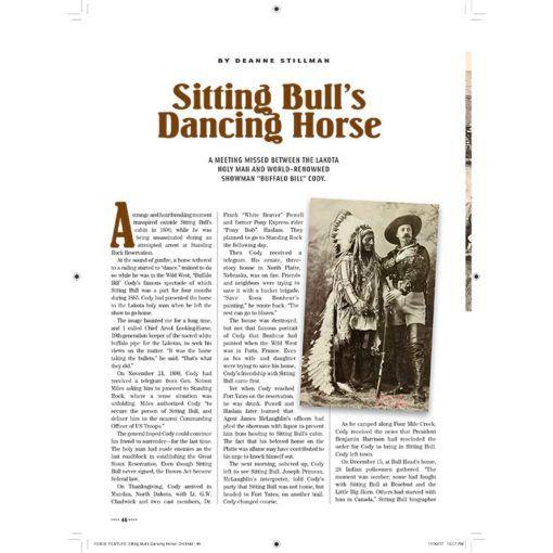 True-West-Magazine-Collector-Issue-February-2018---Sitting-Bull---Buffalo-Bill-Cody