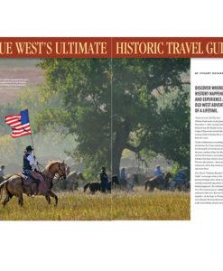 True West Magazine Collector Issue December 2017 Historic Travel