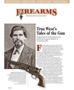 True-West-Magazine-Collector-Issue-January-2018---Tales-of-the-Gun