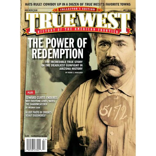 True West Magazine Collector Issue July 2018 Tom Sisson