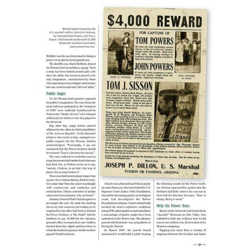 True-West-Magazine-Collector-Issue-July-2018-Wanted-Poster