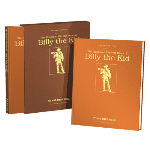Billy The Kid Limited Edition by Bob Boze Bell