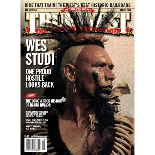 True-West-Magazine-Collector-Issue-Aug-2018-Wes-Studi