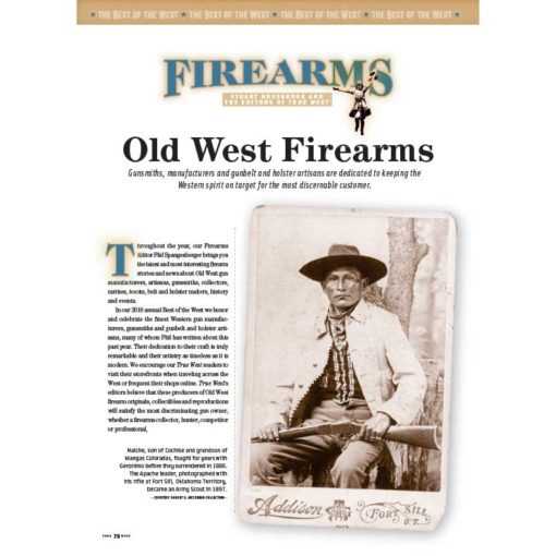 True-West-Magazine-Collector-Issue-Jan-2019-Old-West-Firearms