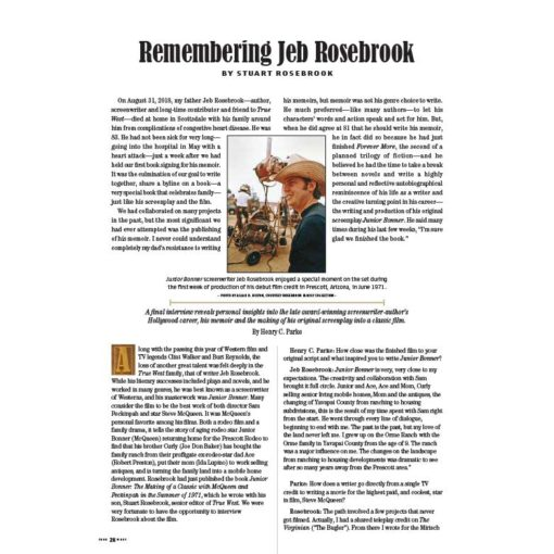 True-West-Magazine-Collector-Issue-Feb-2019-Jeb-Rosebrook