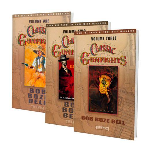 bob boze bell classic gunfights 1-2-3
