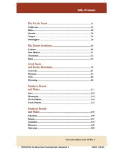 The-Ultimate-Historic-Travel-Guide-Table-of-Contents