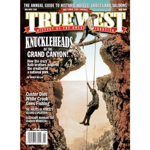 True-West-Magazine-Collector-Issue-May-2019-Kolb-Brothers