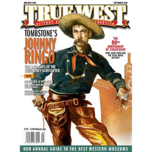 True-West-Magazine-Collector-Issue-Sep-2019-Tombstones-Johnny-Ringo