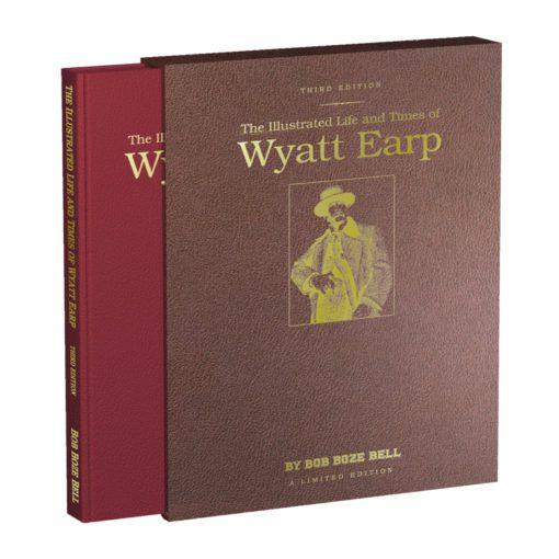 Wyatt Earp Bob Boze Bell