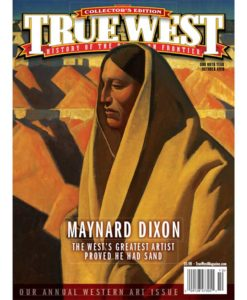 True-West-Magazine-Collector-Issue-Oct-2019-Maynard-Dixon