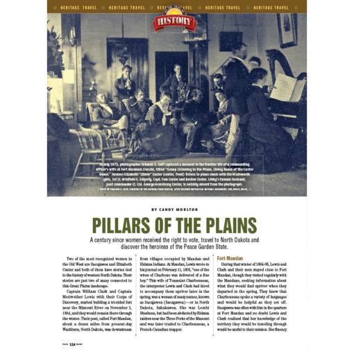 True-West-Magazine-Collector-Issue-Apr 2020 Pillars Of The Plains