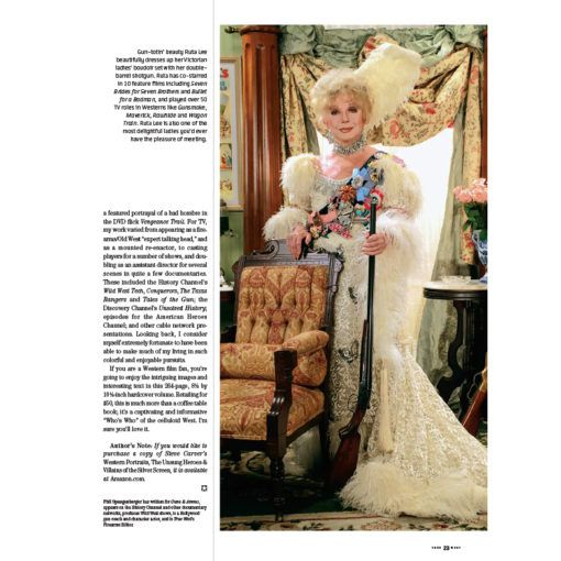 True-West-Magazine-Collector-Issue-MAY-2020-RUTA LEE