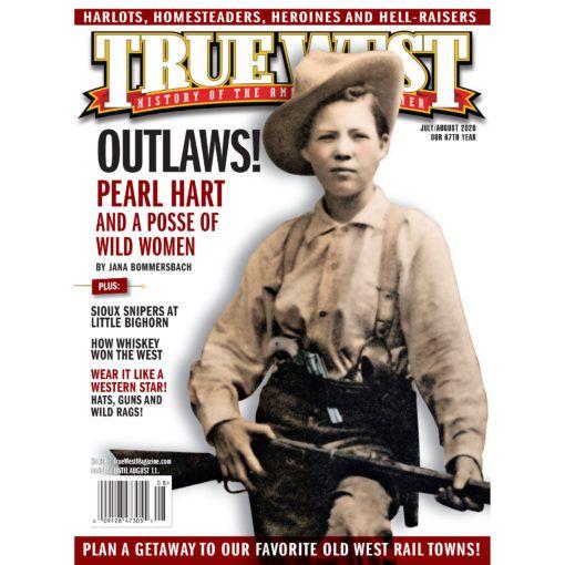 Pear Hart Lady Bandit