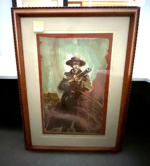 Doc Holliday by Bob Boze Bell