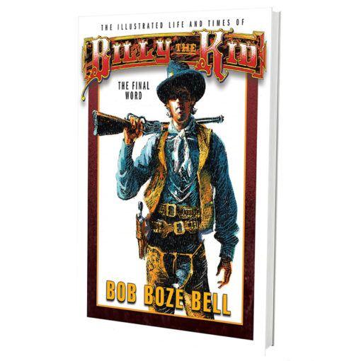 Billy The Kid by Bob Boze Bell