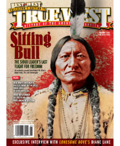 True West Magazine Jan2021 Sitting Bull