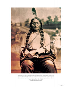 True West Magazine January 2021 Sitting Bull Portrait